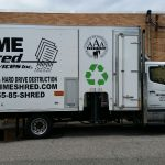 Vehicle Wraps & Graphics Time Shred Truck Gfx 150x150